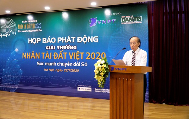 Nhan tai Dat Viet 2020 tiep tuc thuc day phat trien cong nghe so hinh anh 1