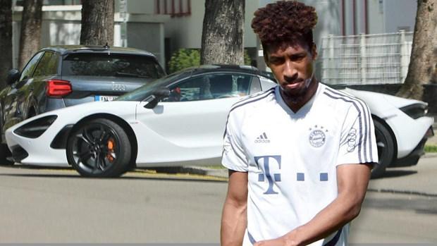 FC Bayern mua bong 'lich su