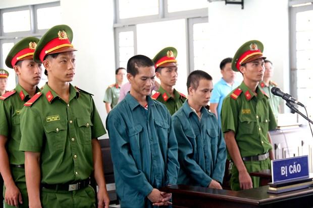 Phat 28 nam tu doi voi cac doi tuong huy hoai tai san tai Binh Thuan hinh anh 1