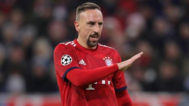 Video ban thang cuoi cung cua Franck Ribery tai Bundesliga hinh anh 1
