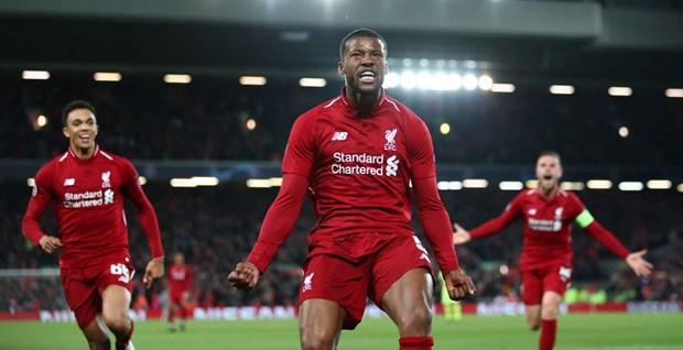 Video sieu pham mot cham cua cac cau thu Liverpool tren san tap hinh anh 1