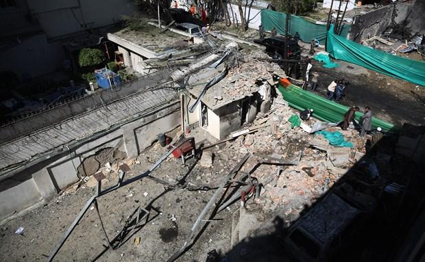 Afghanistan: Taliban tan cong, sat hai nhieu nhan vien an ninh hinh anh 1