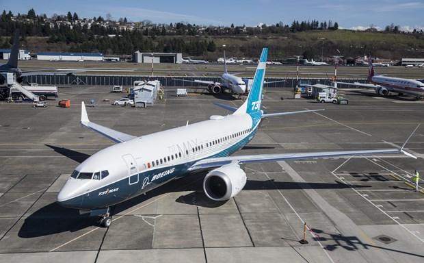 Boeing thong bao boi thuong cho khach hang do lenh cam bay 737 MAX hinh anh 1