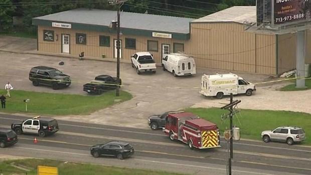 Mỹ: Xả súng tại bang Texas khiến nhiều người thương vong