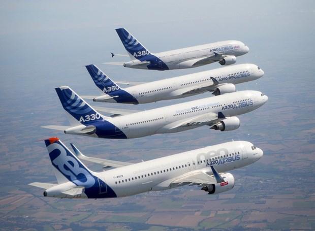 Airbus thach thuc the doc ton cua My trong nganh hang khong dan dung hinh anh 1