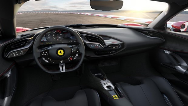 "Ferrari ra mat ""sieu quai vat"" su dung cong nghe hybrid SF90 Stradale hinh anh 2"