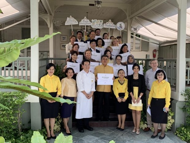 Thai Lan quang ba am thuc truyen thong toi cong dong quoc te hinh anh 1