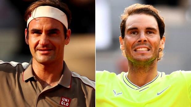 "Nhung con so thu vi truoc ""dai chien"" Nadal-Federer o Roland Garros hinh anh 1"