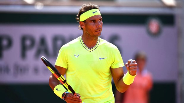 "Nhung con so thu vi truoc ""dai chien"" Nadal-Federer o Roland Garros hinh anh 2"