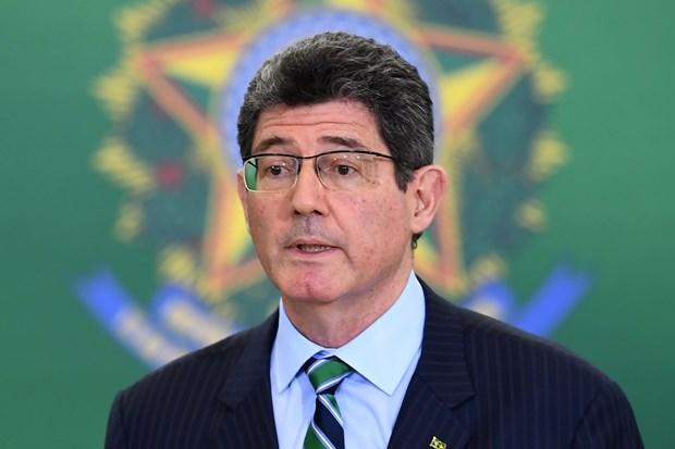 Brazil: Chu tich ngan hang phat trien quoc gia BNDES tu chuc hinh anh 1