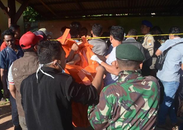 Thuong vong tang trong vu lat tau cho khach ngoai khoi Indonesia hinh anh 1