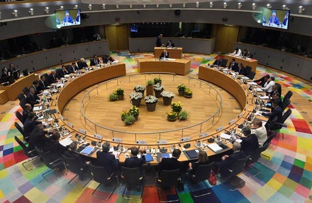 EU that bai trong viec xac dinh muc tieu giam khi thai vao 2050 hinh anh 1