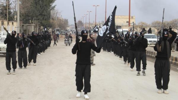 Gioi chuyen gia danh gia IS van luon la moi de doa tai Syria hinh anh 1