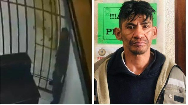 Bolivia: Tu nhan vuot nguc bang cach chui qua song sat cua phong giam hinh anh 1