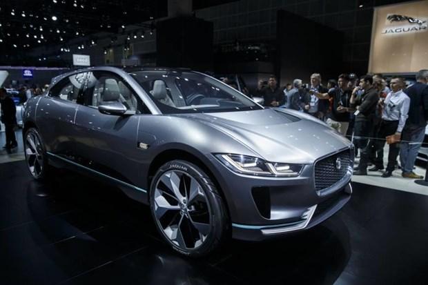 Jaguar Land Rover đầu tư mạnh vào dây chuyền sản xuất ôtô điện