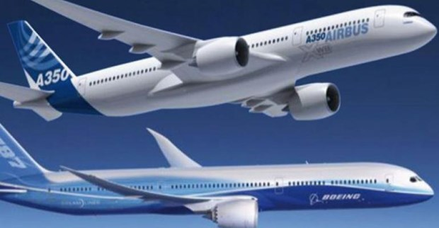 Airbus co the se vuot Boeing ve doanh so trong nam 2019 hinh anh 1