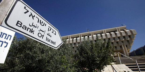 Ngan hang trung uong Israel quyet dinh giu nguyen lai suat co ban hinh anh 1