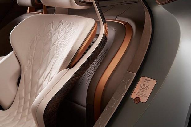 Bentley ra mat mau concept xe dien sieu sang EXP 100 GT hinh anh 4