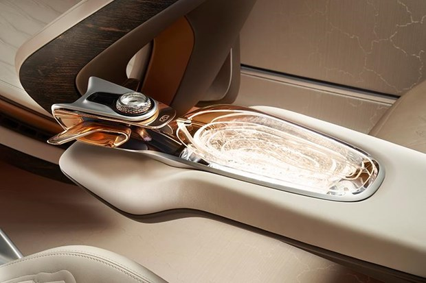 Bentley ra mat mau concept xe dien sieu sang EXP 100 GT hinh anh 3