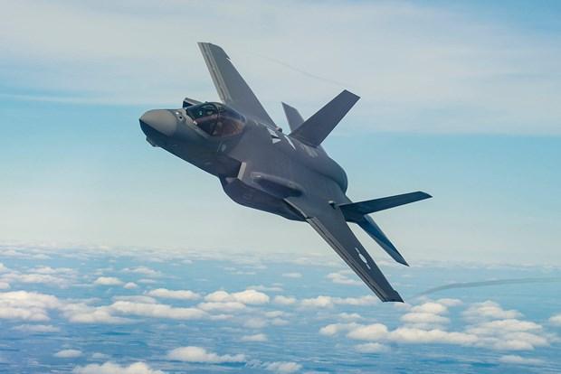 Trieu Tien chi trich viec Han Quoc mua may bay F-35 cua My hinh anh 1
