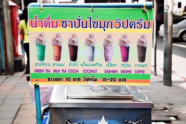 Thai Lan dua ra khuyen cao ve luong duong trong tra sua hinh anh 1