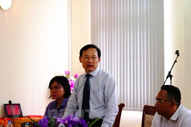 Dang bo tai Campuchia chu trong cong tac phat trien dang hinh anh 2