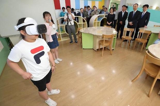 Han Quoc: Mang 5G giup thay doi bo mat ngoi lang bi co lap tai DMZ hinh anh 1