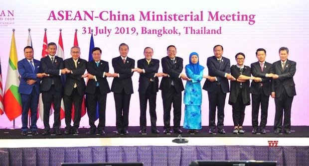 Trung Quoc va ASEAN gop phan thuc day tang truong kinh te the gioi hinh anh 1