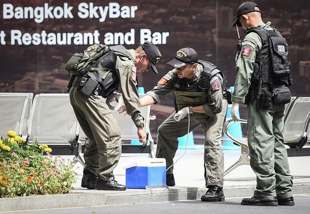 Thai Lan nghi ngo luc luong noi day gay ra vu danh bom o Bangkok hinh anh 1