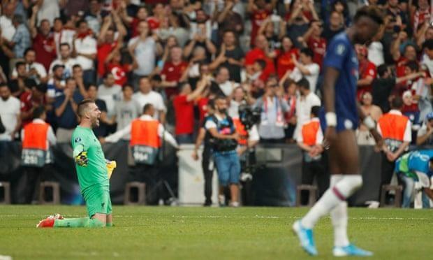 Liverpool mot lan nua mo tiec tai Istanbul voi sieu cup chau Au hinh anh 1