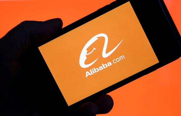 Tap doan thuong mai dien tu Alibaba ghi nhan doanh thu vuot du doan hinh anh 1