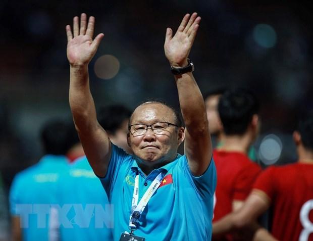 Thai Lan lot xac duoi tay HLV Akira Nishino va toan tinh cua thay Park hinh anh 2