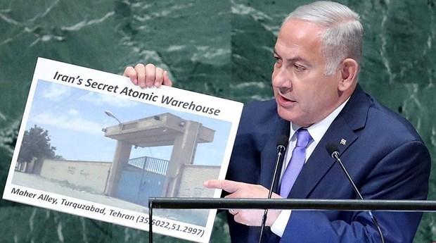 "IAEA phat hien dau vet urani tai ""co so nguyen tu"" cua Iran hinh anh 1"