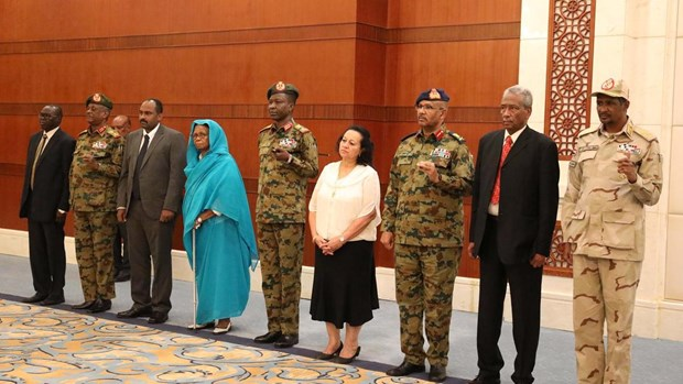 Sudan: Chinh phu dau tien thoi hau al-Bashir tuyen the nham chuc hinh anh 1