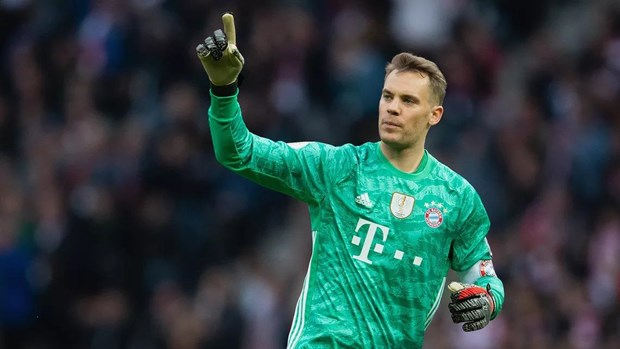 Manuel Neuer can nhac chia tay doi tuyen quoc gia sau Euro 2020 hinh anh 1