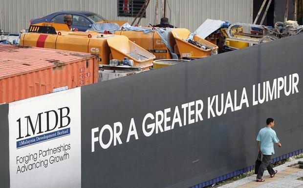 Malaysia phat 80 ca nhan va thuc the trong vu be boi Quy 1MDB hinh anh 1