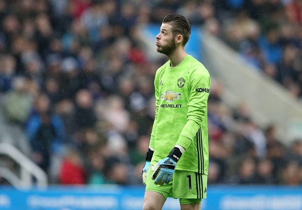 David De Gea chi trich phong do toi te cua Manchester United hinh anh 1