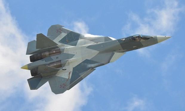 Nhieu quoc gia hung thu voi may bay chien dau Su-57 cua Nga hinh anh 1