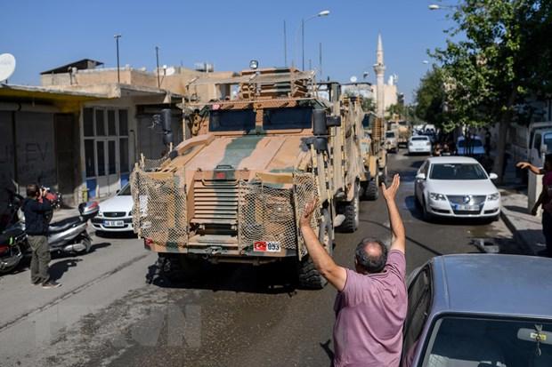 Lien hop quoc keu goi giam leo thang xung dot o Syria hinh anh 1