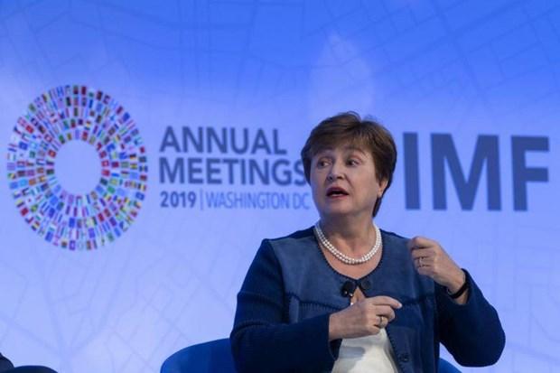 IMF: Cac bien phap giam cang thang thuong mai My-Trung chua hieu qua hinh anh 1