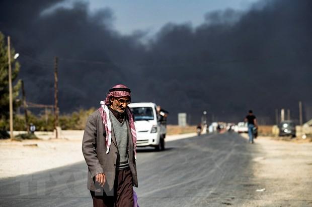 Luc luong nguoi Kurd tai Syria san sang tuan thu lenh ngung ban hinh anh 1