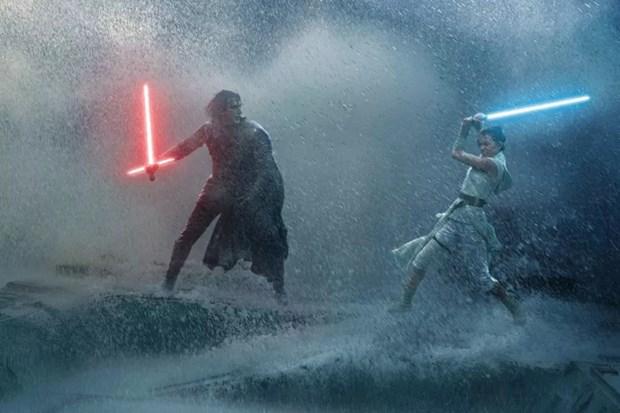 Phan 9 'Star Wars' vuot mat 'Avengers: Endgame' ve luong ve dat truoc hinh anh 1