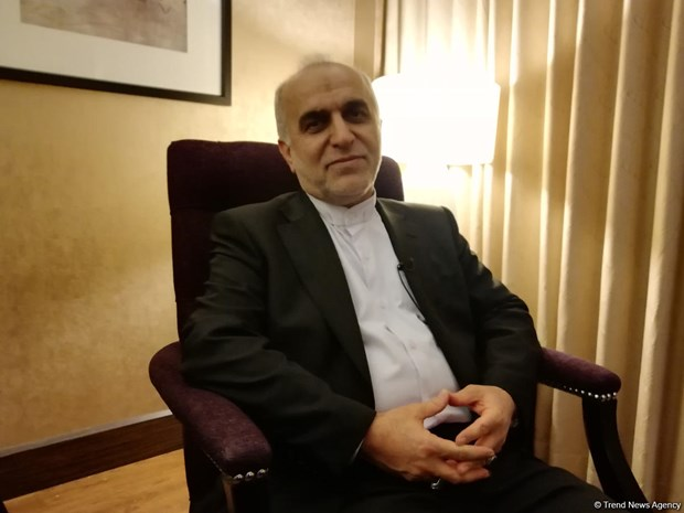 Bo truong Iran huy ke hoach tham du cac cuoc hop cua IMF, WB hinh anh 1