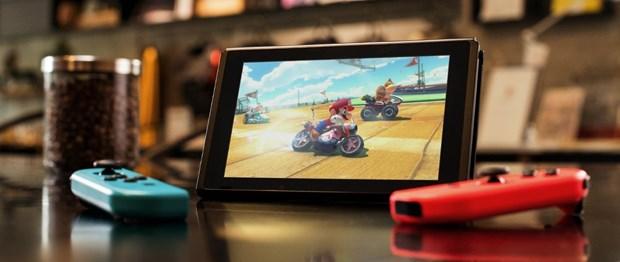 Loi nhuan cua Nintendo tang manh nho doanh so ban may Switch hinh anh 1