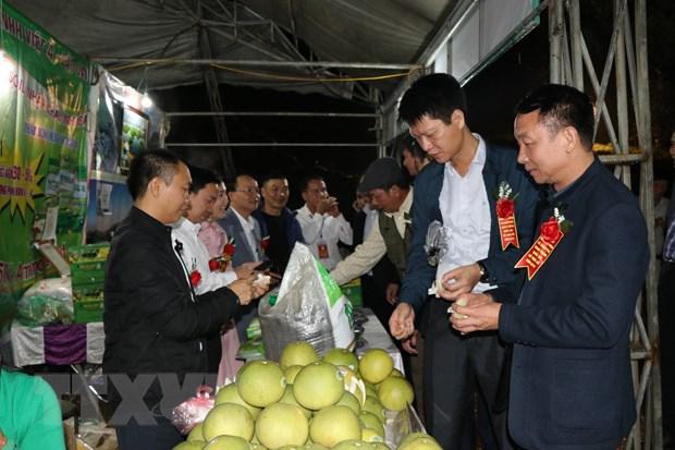 Yen Bai: Le hoi buoi Dai Minh va kham pha danh thang ho Thac Ba 2019 hinh anh 1