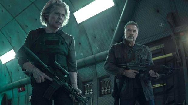 'Terminator: Dark Fate' khong dat ky vong ve doanh thu ngay dau tien hinh anh 1