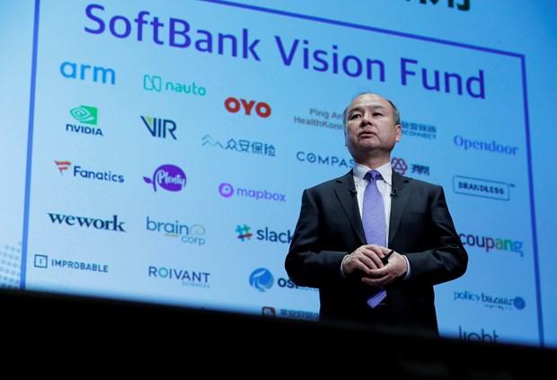 SoftBank thong bao khoan lo khong lo 6,46 ty USD trong quy 3 hinh anh 1