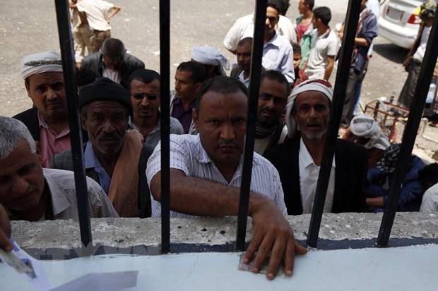 Saudi Arabia doi thoai voi luc luong Houthi tai Yemen hinh anh 1