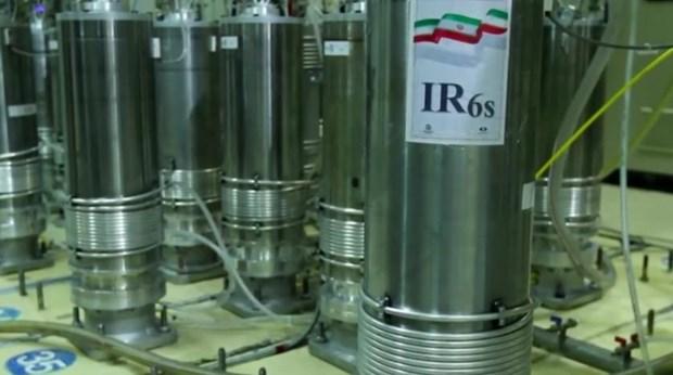 IAEA: Iran chuyen khi urani toi nha may hat nhan Fordow hinh anh 1