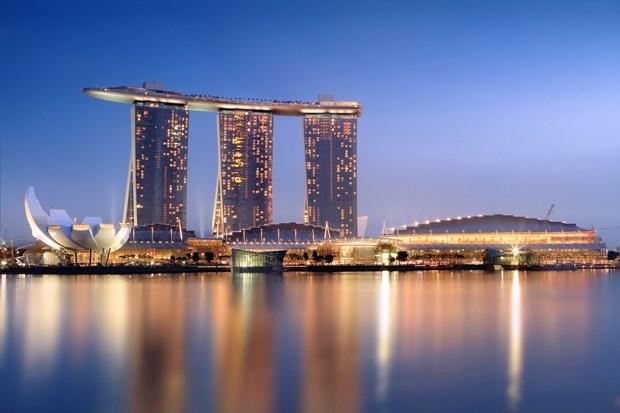 Singapore dung cong nghe nhan dien khuon mat de lam thu tuc khach san hinh anh 1